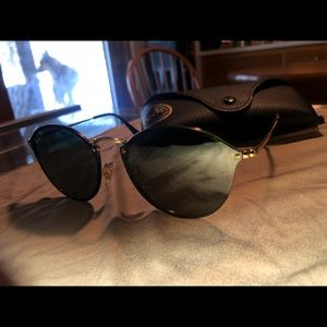 Authentic Ray Bans sunglasses